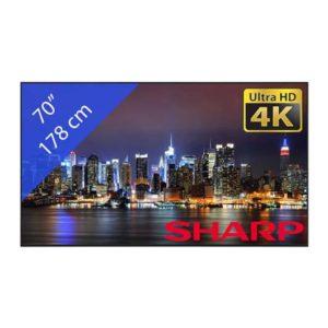 Sharp Beeldsherm PNH701 Ultra HD 4K