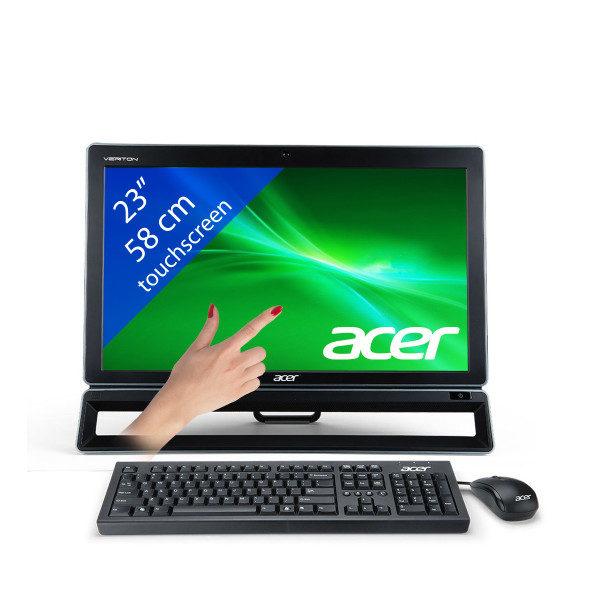 Acer touch computer veriton