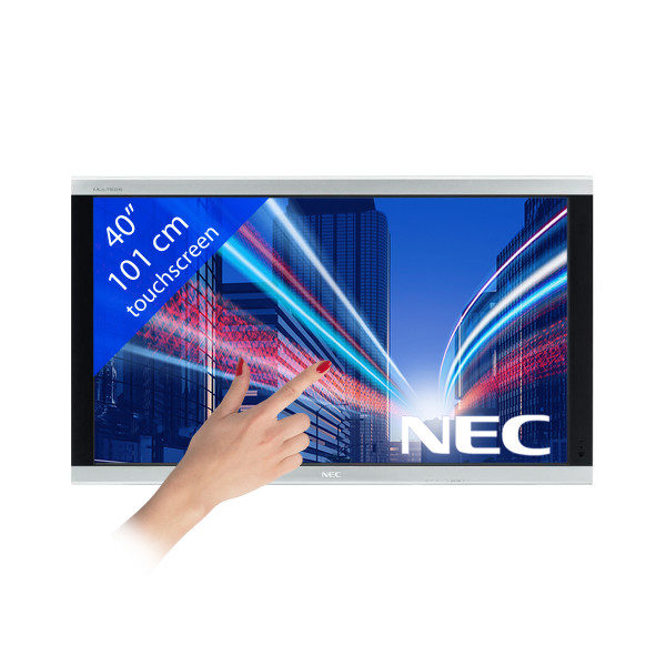 NEC Touchscreen Beeldscherm Multeos M401