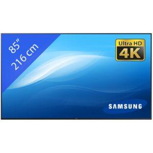 Samsung Beeldscherm QM85D 4K Ultra HD