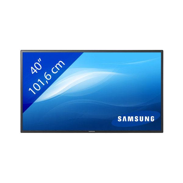 Samsung beeldscherm ME40 DM40E
