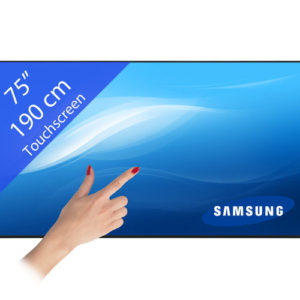 Samsung Touchscreen DM75E