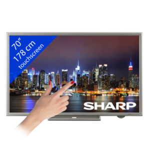 Sharp Touchscreen PN-L702B